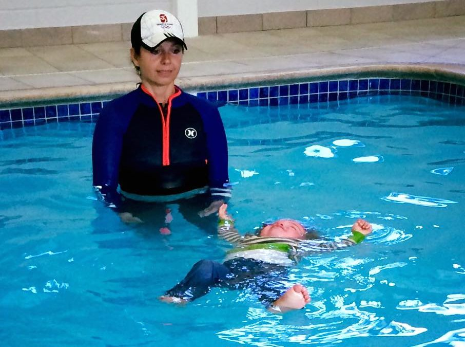 Will my baby enjoy swimming lessons?