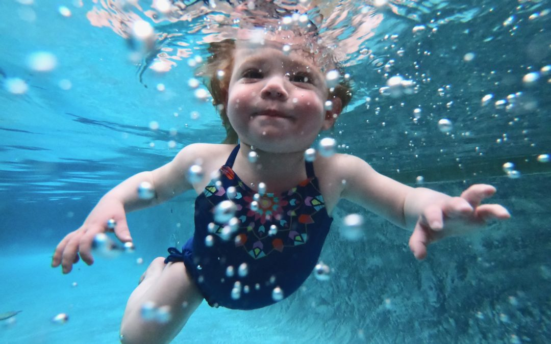 4 Reasons Why Your Child Should Swim  Through the Winter