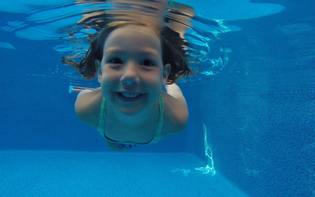 How Swimming Can Make Your Child Overall Happier