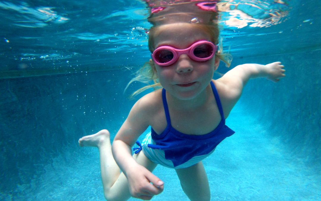 So My Child Can Swim Now, Do We Stop Lessons?