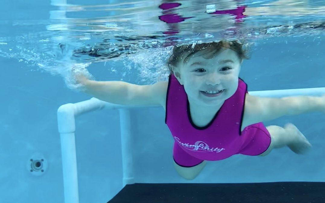 Survival Swim Lessons in North Salem
